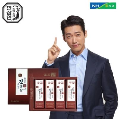 [한삼인] 진홍삼스틱 10mL x 28포_1세트+쇼핑백