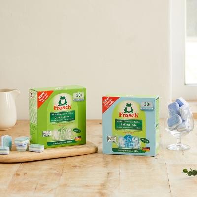 [프로쉬] 독일 친환경 식기세척기세제 2개SET