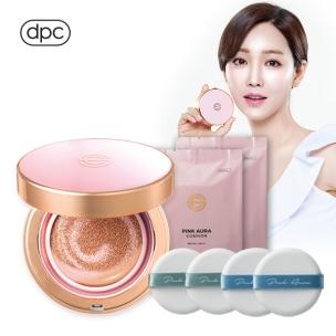 DPC 핑크 아우라 쿠션[본품&리필]