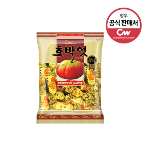 [청우공식] 호박엿골드 400g
