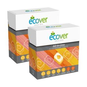 에코버 식기세척기세제 뉴올인원 440g_2EA