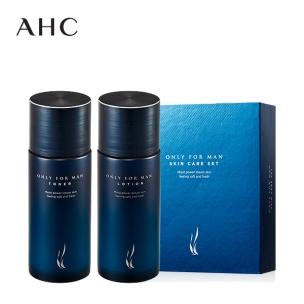 AHC 온리포맨 기초 세트 (토너 150mlx로션 150ml)