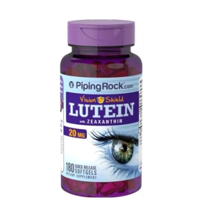 Pipingrock 루테인 + 지아잔틴 20mg 180소프트젤